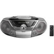 Micro Sistem Philips AZ783, CD/MP3 Player (Argintiu)