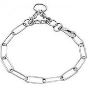 Sprenger Halsband Langgliedkette mit Haken