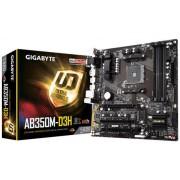 Gigabyte GA-AB350M-D3H AMD B350 Socket AM4 Micro ATX scheda madre