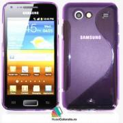 Husa Samsung i9070 Galaxy S Advance Silicon Gel Tpu S-Line Mov