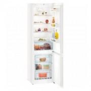 GARANTIE 4 ANI Combina frigorifica Liebherr, gama Value Line, clasa A++, congelator NoFrost, alb DN 48X13
