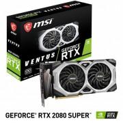 Tarjeta De Video MSI Geforce RTX 2080 SUPER VENTUS 8GB GDDR6