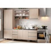 Cozinha Modulada 6 Peças CP01 Connect Creme - Henn