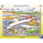PUZZLE MIC AEROPORT, 40 PIESE - RAVENSBURGER (RVSPC06700)