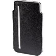 Hama Basic Gsm Sleeve voor de Apple iPhone 4 / 4S - Zwart / Wit