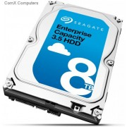 "Seagate Enterprise Capacity 8TB RAID Edition SATA3(6Gb/s) 3.5"" Hard Drive"