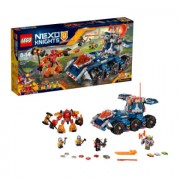 LEGO® Nexo Knights™ - Axl's torentransport 70322