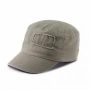 Kariban Army cap olijfgroen voor volwassenen