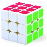 3x3x3 Cubo Mágico Qiyi Valk3 Poder - Blanco