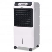 vidaXL Мобилен въздушен охладител 80 W 12 л 496 м³ / ч
