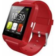 Smartwatch iUni U8 Plus BT LCD 1.44 inch Notificari Rosu