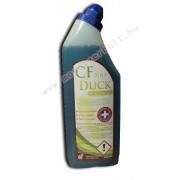 CF Duck WC tisztító gél 750 ml