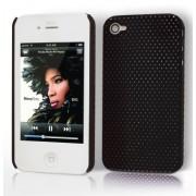 Etui 'Grid case' Apple iPhone 4 / 4S - Noir