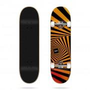 """TRICKS - skateboard Psychedellic 8.0""""x31.85"""" Tricks black/orange Velikost: 8x31"""