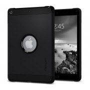 "Spigen SGP Tough Armor Apple iPad 9,7"" (2017/2018) Black hátlap tok"