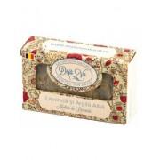 Sapun natural cu Lavanda&Argila Alba 90 gr Pentru ten gras