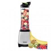 Блендер Tefal BL1A0D38, 0.6 л. обем, 4 сменяеми ножа, възможност за миене в съдомиялна машина, 300W, инокс