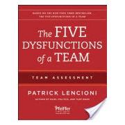 Five Dysfunctions of a Team: Team Assessment (Lencioni Patrick M.)(Paperback) (9781118127308)