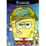 THQ SpongeBob SquarePants: The Battle for Bikini Bottom GameCube
