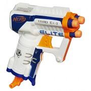 Hasbro EX 3 Nerf N Strike Elite Triad Blaster