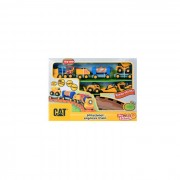 Toy State Vlak na baterije Cat express