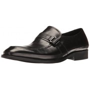 Kenneth Cole REACTION Men's Hit the Brick Slip-on Loafer, Black, 7. 5 M US