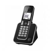 PANASONIC telefon bežični KX-TGD310FXB crni KX-TGD310FXB