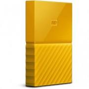 Western Digital netwerk harddisk MY PASSPORT 1TB YELLOW