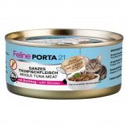 Porta 21 Feline Porta 21 6 x 156 g - Tonno con Gamberetti