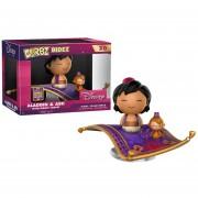 Funko Dorbz Ridez Aladdin & Abu Disney Sdcc Summer Alfombra