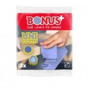 Törlőkendő, univerzális, 3 db \Bonus Premium Line\ [3 db]