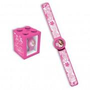 Violetta disney box 3 in 1 orologio salvadanaio e portafoto