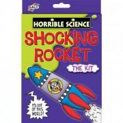 Horrible science: racheta socanta