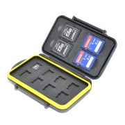 JJC MC-SDMSD12 Multi-Card Case