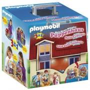 Playmobil Take Along Modern Doll House, Multi Color