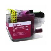 Printflow Compatível: Tinteiro Brother LC3217 XL / LC3219 XL Magenta (lc3219m)
