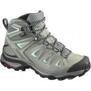 Salomon X Ultra 3 Mid GTX - scarpe trekking - donna - Grey