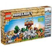 LEGO Minecraft kocke The Crafting Box 2.0 - Kutija za gradnju 2.0 717 delova 21135