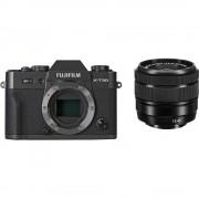 Fujifilm X-T30 Aparat Foto Mirrorless Kit cu Obiectiv 15-45mm Black