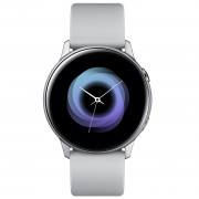 Samsung Galaxy Watch Active (WiFi, Silver, Special Import)