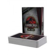 Set Carti Playing Cards Jurassic Park