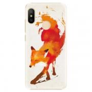 Plastové pouzdro iSaprio - Fast Fox - Xiaomi Mi A2 Lite