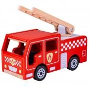 Joc de rol Masinuta de pompieri BigJigs, 3 ani+