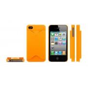 iPhone 4/4S serie Credit Card (Orange)