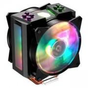 Охладител Cooler Master MASTERAIR MA410M за Intel и AMD процесори, RGB осветление, CM MASTERAIR MA410M