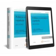 Casares Ripol, F. Javier / Velasco Murviedro, Carlos Política económica española (papel + e-book)