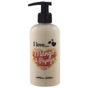 I Love Lotiune Corp Mango&Papaya New 250 ml