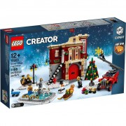LEGO 10263 - Winterliche Feuerwache