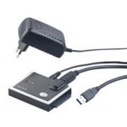Xystec Adaptateur USB 3.0 pour disques durs SATA I/II/III avec fonction clonage