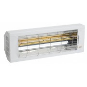 Burda Infrarot Heizstrahler Low Glare BH Smart 1300 Watt Wärmeleistung Weiß IP20